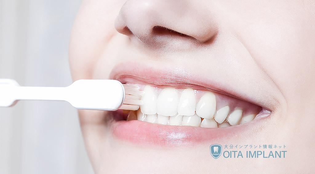電動歯ブラシと手磨きの違い